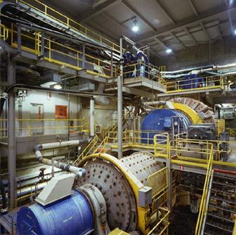 Molino de uranio de Saskatchewan